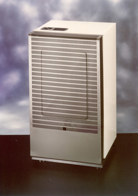 Chapa perforada tratamiento aire